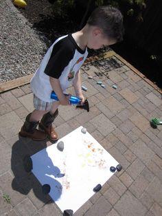 Quick Summer Activities for kids