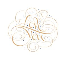 Love You | Flickr // Great typography
