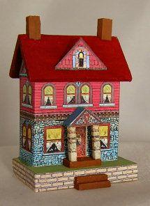 Little Bit O' Bliss Dollhouses