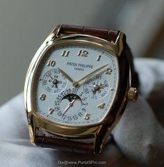 Patek Philippe 5204 split seconds perpetual calendar chronograph