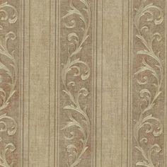 Farnworth Brass Scroll Stripe