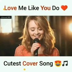 Best song Love me like you do songs videos Love me like you do Top Love Songs, Love Song Quotes, Love Songs Lyrics, Music Video Song, Music Sing, Album Songs, Music Videos, Best Video Song, Funny Girl Quotes