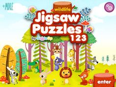 Wildlife Jigsaw Puzzle 123 HD