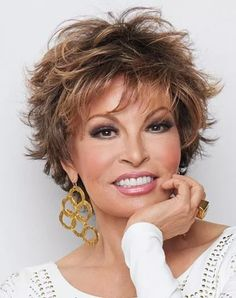The VOLTAGE (Shadow Shades) synthetic hair wig by Raquel Welch from Wilshire Wigs is a wig for women who want a short spiky style for an energetic look. Synthetic Lace Front Wigs, Synthetic Wigs, Wilshire Wigs, Curly Hair Styles, Natural Hair Styles, Raquel Welch Wigs, Short Hair Wigs, Curly Short, Short Shag