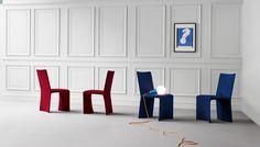 Ketch chair - Bartoli design www.bonaldo.it
