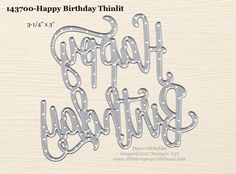 Looking for a special birthday card? Angle the Happy Birthday Thinlit from Stampin Up! in your Big Shot to create this split greeting card. Add the Happy Birthday Gorgeous greeting and make it extra special with copper foil paper and copper emboss powder. Happy Birthday Gorgeous, Happy Birthday Friend, Happy Birthday Images, Happy Birthday Greetings, Birthday Wishes, Card Making Tips, Making Ideas, Special Birthday Cards, Birthday Quotes For Daughter