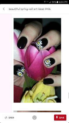 10 Spring Nail Designs for Short Nails – Fancy Nails Simple Nail Art Designs, Short Nail Designs, Beautiful Nail Designs, Cute Nail Designs, Easy Nail Art, Awesome Designs, Dark Nail Designs, Nail Design Spring, Spring Nail Art