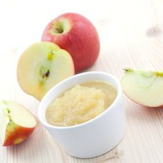 HOW TO MAKE APPLE PUREE SOUS VIDE - There are great benefits to making apple purée with fruit that has been cooked sous vide. Cooking sous vide locks in flavour Baby Food Recipes, Food Network Recipes, Healthy Recipes, Fruit Recipes, Healthy Snacks, Crohns Recipes, Healthy Life, Healthy Eating, Ulcerative Colitis