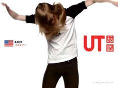 UNIQLO UT Spring 2008 Advertisement (30s TVC) - YouTube