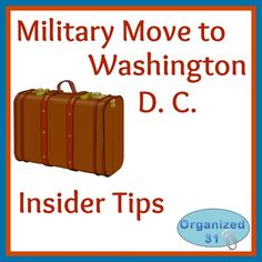 Military Move to Washington D.C. by organized31