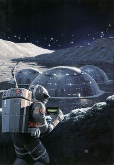 Slaves on the Moon by Peter Elson  WELCOME TO OMNI... | OMNI Reboot