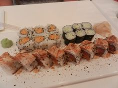 From the Belly of the Pig: Doma Sushi Review
