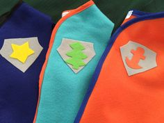 ADULT Paw Patrol Pup Vests by Snugglebugaboo on Etsy