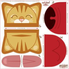 **PLEASE NOTE** Coin Purrrse cut'n'sew panels are only available as Swatches.
