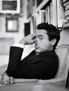 -Robert Downey Jr.