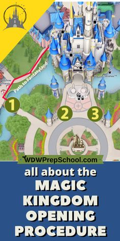 About the new Magic Kingdom opening procedure Heading to Magic Kingdom? Learn how the opening procedure works Disney World Resorts, Disney World Tipps, Disney World Secrets, Disney World Vacation Planning, Disney World Parks, Disney Planning, Disney World Tips And Tricks, Disney Tips, Disney Vacations