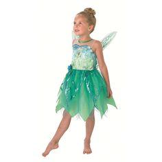 Tinkerbell jurk voor meisjes. Carnavalskleding 2016 #carnaval