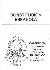 COSILLAS DE INFANTIL: Día de la Constitución