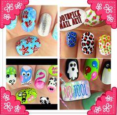 Sarabeautycorner GREAT nail art ideas!!!