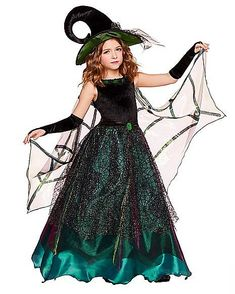 Who wants to dress up as a witch for Halloween? Spirit Halloween has great costumes for kids and adults. Kids Costumes Girls, Halloween Costumes For Girls, Girl Costumes, Kid Halloween, Halloween Inspo, Halloween Table, Spirit Halloween, Halloween Pumpkins, Costume Ideas
