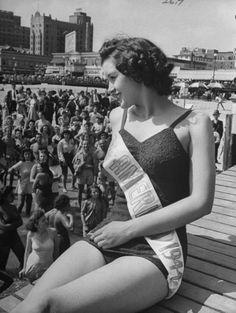 Venus Ramey <3 Miss America 1944