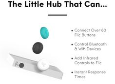 Shortcut Buttons for Common Tasks to Control WiFi, Bluetooth & Infrared Devices without a Smartphone   Crowdfunding is a democratic way to support the fundraising needs of your community. Make a contribution today!