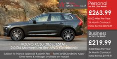 Car Lease Special Offers are leasing & contract hire experts helping personal and business users find the cheapest and best leasing deals and offers in the UK. Lease Specials, Volvo Xc60, Diesel, Finance, December, Car, Diesel Fuel, Automobile, Economics