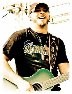 Brantley Gilbert wearing an Earnhardt shirt my bf would approve!