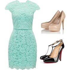 """Vestidos"" by gessilene-ferreira on Polyvore"