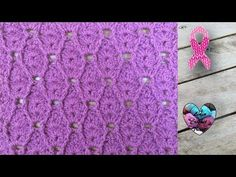 Point relief ovale Magnifique Crochet - YouTube