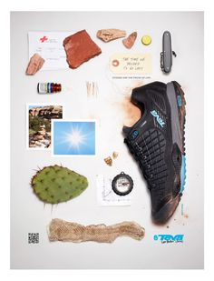 The Teva Reforge ion-mask ad from our 2012 Proof of Life campaign  $130