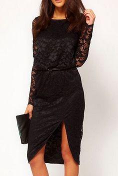 Čipkované šaty Nelabe