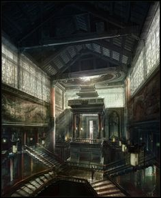 concept art by Tae young Choi