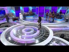 """Eyshila cantando """"Espirito Santo"""" no Programa Raul Gil"""
