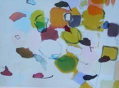 "Saatchi Art Artist Sarah Stokes; Painting, ""floating"" #art"
