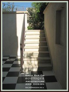 stone outdoor staircase el