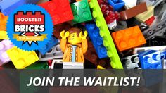 The Ultimate LEGO® Experience- Delivered to your door every month!  Your monthly LEGO® Box includes 3 build challenges, minifigs, specialty parts, Private VIP Builders FB Group, sneak peeks, special deals and more! This is perfect for any and every LEGO® fan - the gift that keeps giving all year long. :)  Just click the link here to join our Waitlist for when we reopen memberships! >>>http://go.boosterbricks.com/waitlist-fb