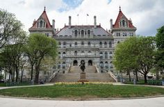 Want to visit the New York State Capitol in Albany? Here's what you need to know