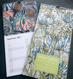 Angie Lewin's 2021 calendar Angie Lewin, British Countryside, 2021 Calendar, Patterns In Nature, Wood Engraving, Limited Edition Prints, Art School, Arts And Crafts, Wedding Inspiration