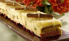 Receitas e Dietas: Pavê especial de abacaxi......receita divina...!!