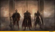 Dark Souls: Gravelord armor by MenasLG on DeviantArt Dark Souls 2, Demon's Souls, Soul Game, New Nightmare, Dark Blood, Creature Design, Light In The Dark, Game Art, Old Things