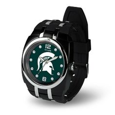 Michigan State Spartans NCAA Crusher Series Mens Watch