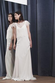 TOP NORA - Stéphanie Wolff Paris #collection2017 #wedding #robedemariéesurmesure #créatriceparis Crédit photo : Alice Bee