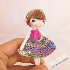 1000+ images about doll pattern on Pinterest Crochet ...