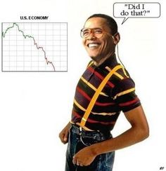 Obama as Erkle, on economy, Did I do that