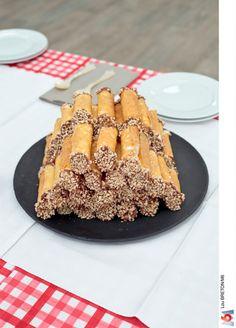 » Les Brandy Snaps, 7e Épreuve Technique et demi-finale du Meilleur Pâtissier Saison 4 - La cuisine de Mercotte :: Macarons, Verrines, … et chocolat