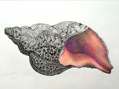 Pen and Ink. Mixed media.