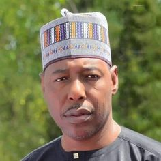 Breaking..... GOVERNOR ZULUM NARROWLY ESCAPED BOKO HARAM- Aide