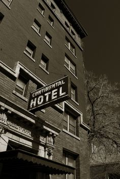 The Continental Hotel in Minneapolis.