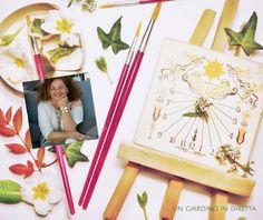 buongiorno giardinieri! Oggi mi presento, ti racconto un pò di me, un po' del mio giardino e del mio blog Un Giardino In Diretta. Perchè proprio oggi? Perchè, come dice la mia piccola meridiana, ora è il momento :) Leggi di più sul blog! #chisono #blogger #giardinoindiretta